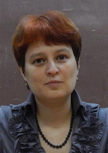 Лазарева Елена Геннадьевна