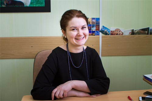 Шведова Ирина Александровна