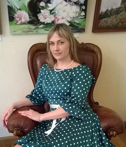 Хохлова Татьяна Витальевна
