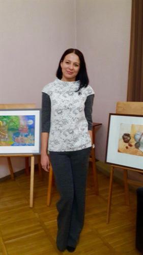 Тихонова Евгения Владимировна