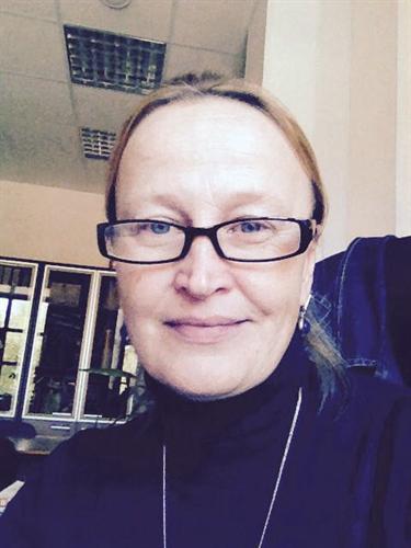 Чайковская Ольга Николаевна