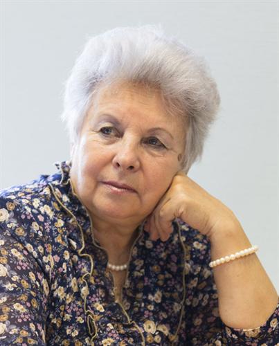 Шапиро Людмила Дмитриевна