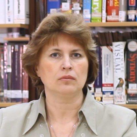 Ромашова Татьяна Владимировна
