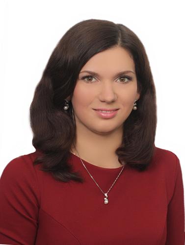 Негодина Олеся Анатольевна