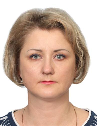 Рыжих Юлия Николаевна