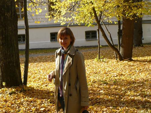 Хахалкина Елена Владимировна
