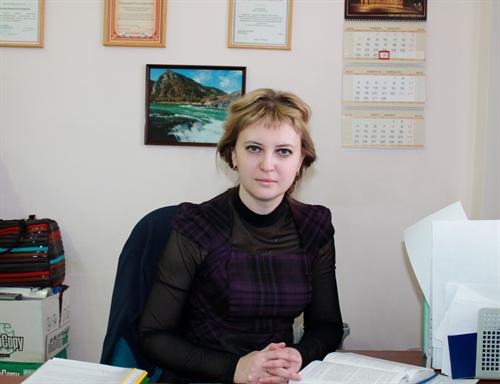 Ужегова Лариса Владимировна