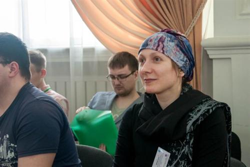 Шабалина Анастасия Валерьевна