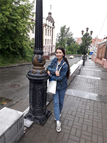 Джанызакова Сеиль Давлетовна