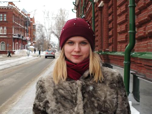 Безгачева Вероника Викторовна