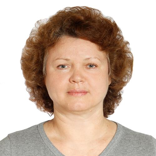 Смолякова Людмила Николаевна