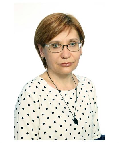Шапошникова Елена Вакильевна