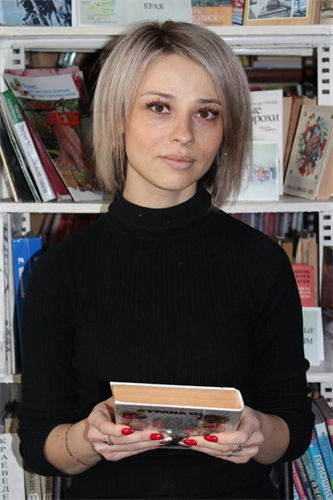 Швец Мария Ивановна
