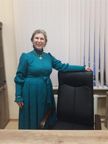 Якунина Елена Николаевна