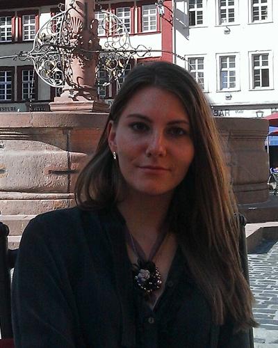 Аблогина Евгения Владимировна